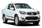 Ssangyong Actyon Sports пикап II